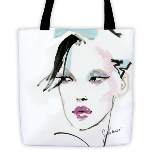 Hailey Tote Bag
