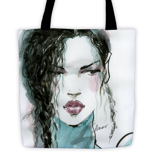 Paige Tote Bag