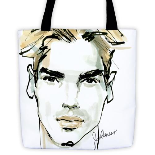Sebastian Tote Bag