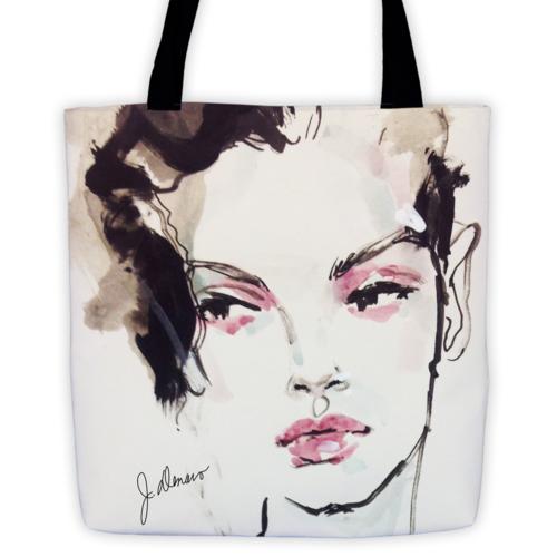 Selita Tote Bag
